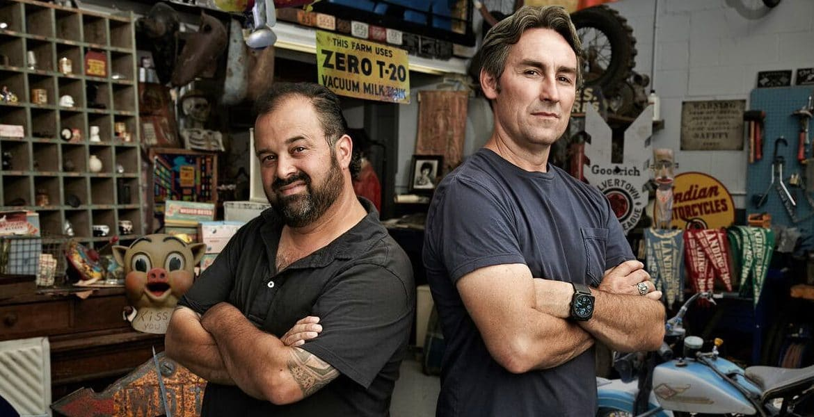 Where S Mike Wolfe From American Pickers Wiki Net Worth Wife Cancer