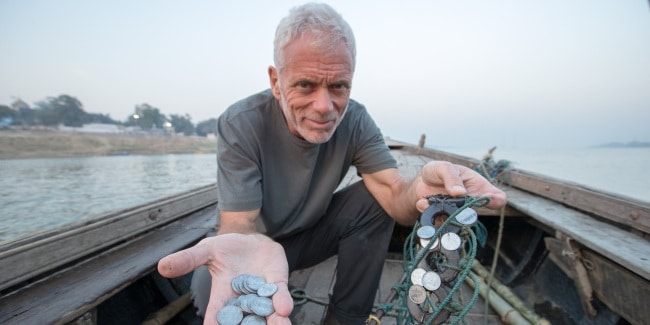 Jeremy Wade from River Monsters Wiki: Wife, Net worth
