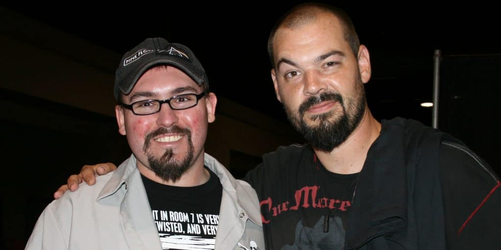 ghost adventures star aaron goodwin s wiki wife net worth single married height family