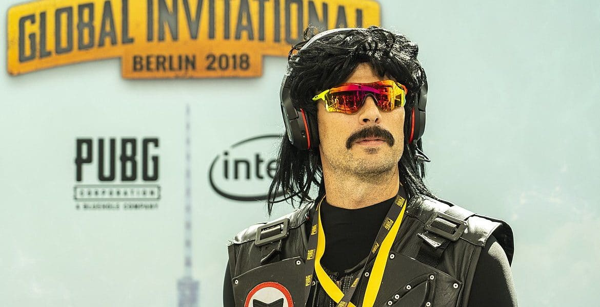 Dr Disrespect Face Reveal