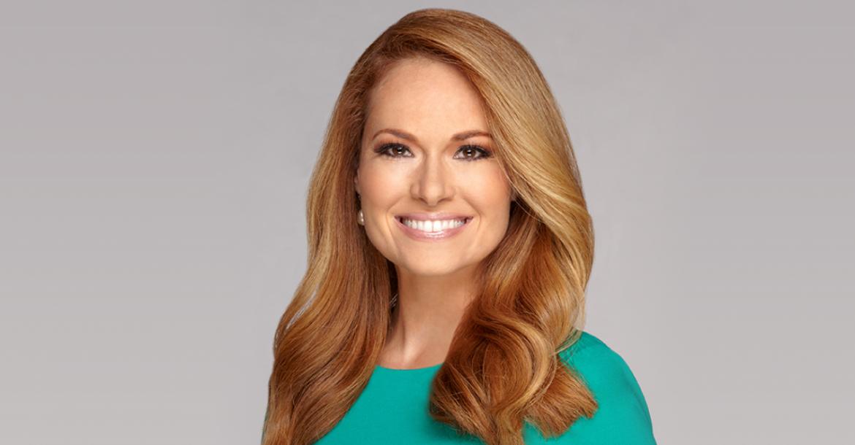 Fox News correspondent Turner photo