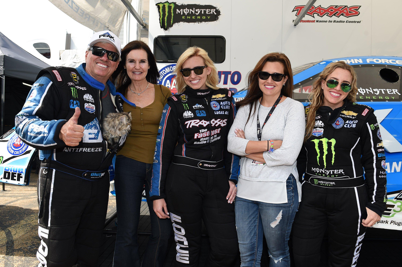 Ashley Forces Bio Net Worth Husband Daniel Hood Drag Racing Baby