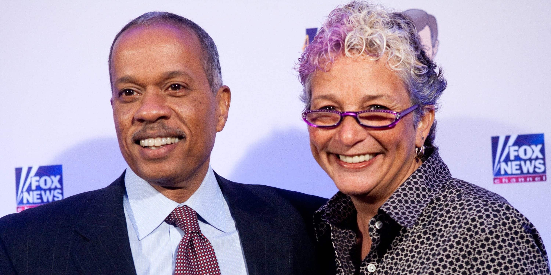 Juan Williams Wife Susan Delise Bio Parents Age Ethnicity Wedding Daughter Rae Williams Net Worth