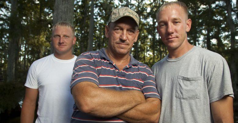 Swamp People Star Troy Landrys Wiki Net Worth Son Dies Age Wife