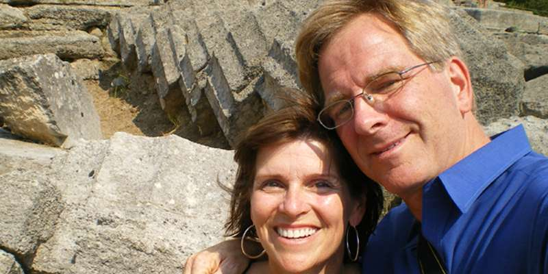 Rick Steves' ex-wife Anne Steves Bio: Wedding, Net Worth, Divorce, Gay
