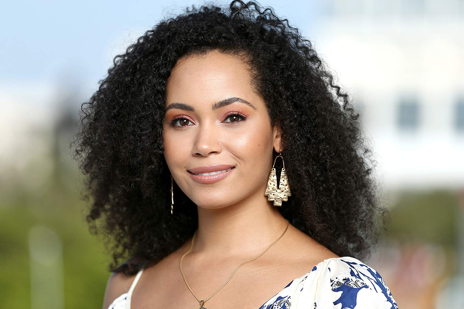 """Who is actress Madeleine Mantock from """"Edge of Tomorrow"""