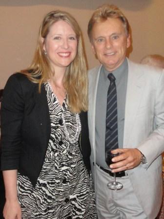 Pat Sajak's ex-wife Sherrill Sajak's Bio: Net Worth ...