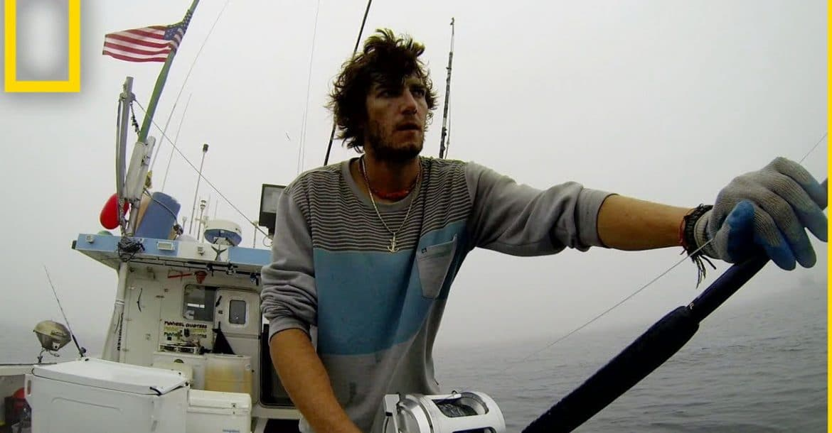 "706febf1d0353 Image source · Home TV series ""Wicked Tuna"" captain Tyler McLaughlin s ..."