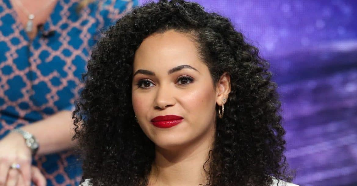 "Who is actress Madeleine Mantock from ""Edge of Tomorrow"