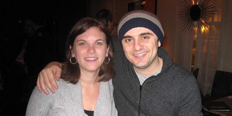 What does Gary Vaynerchuks wife Lizzie Vaynerchuk do? Her