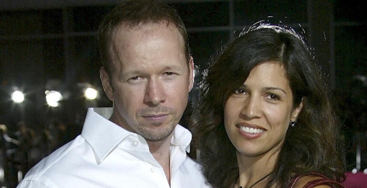 Where Is Donnie Wahlbergs Ex Wife Kimberly Fey Now Her Bio Wiki