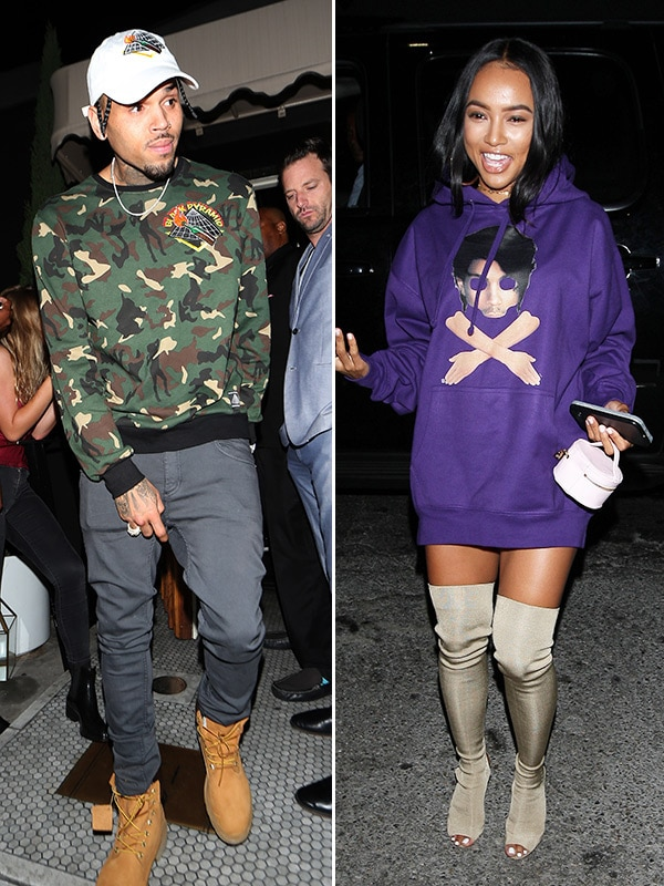 Chris Brown Net Worth Daughter Ex Girlfriend Wife Parents