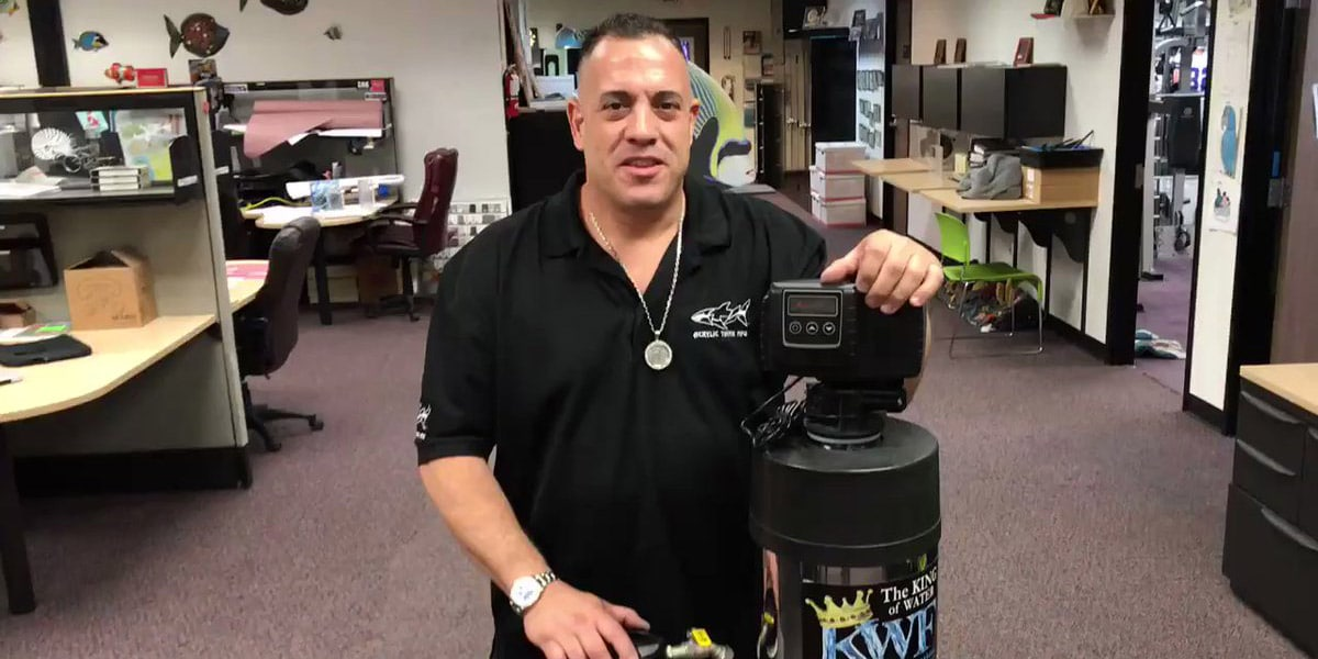 Wayde King (Tanked) net worth, weight loss, daughters, wife, age