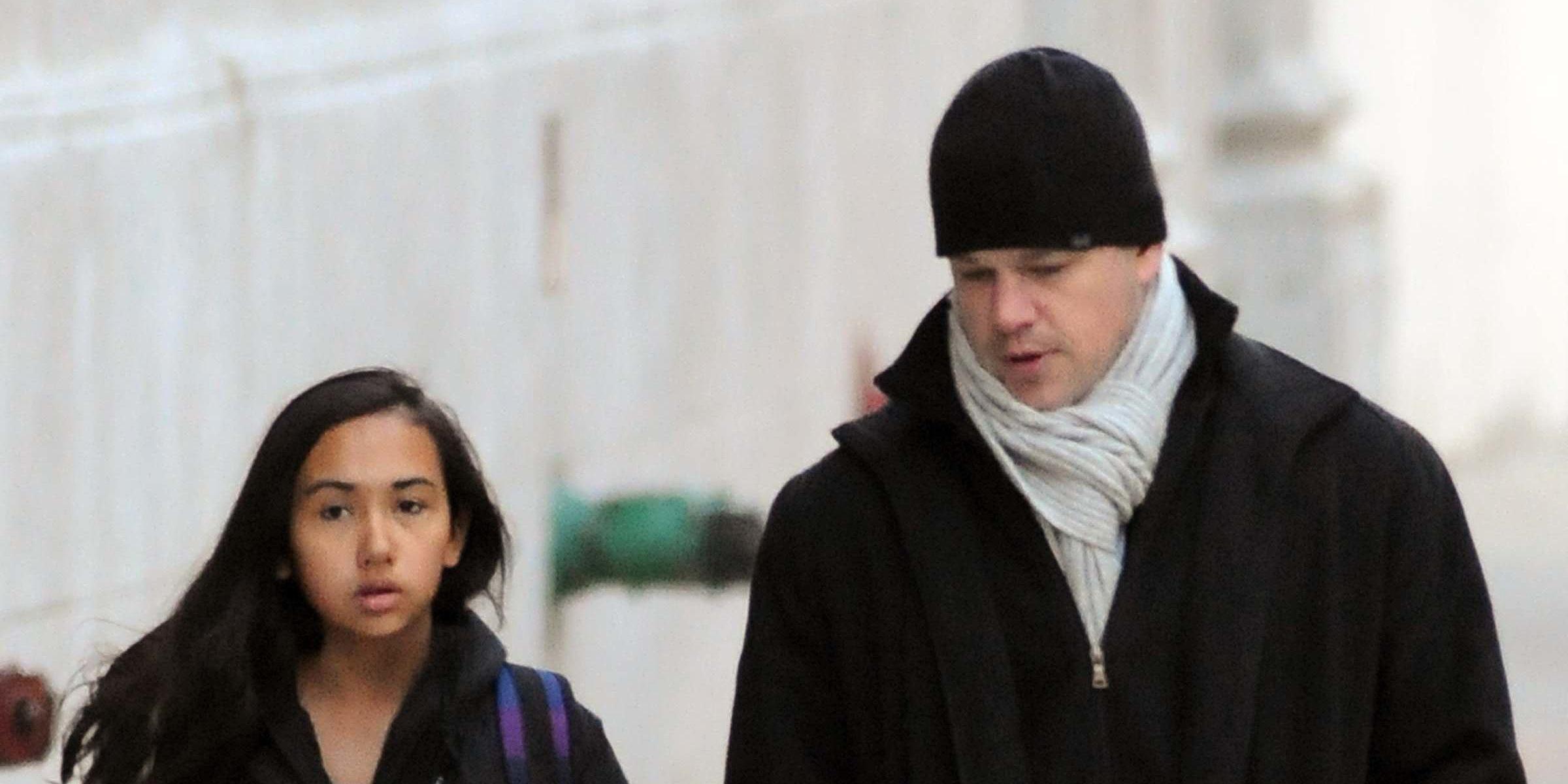 Matt Damon's daughter, Alexia Barroso Wiki Bio, biological father ...