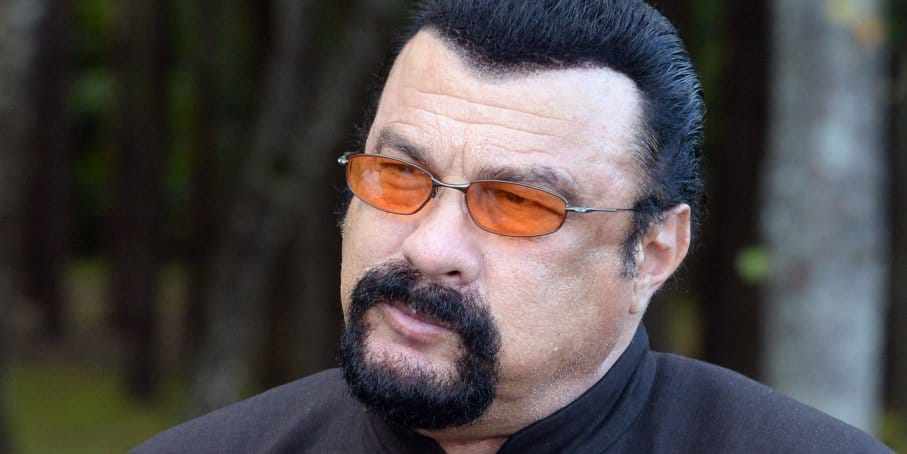 Steven Seagal's Net ...