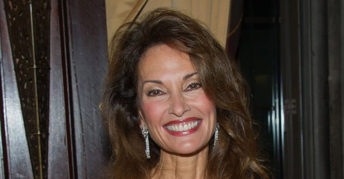 Actress Susan Lucci's Bio: Net Worth, Husband Helmut Huber