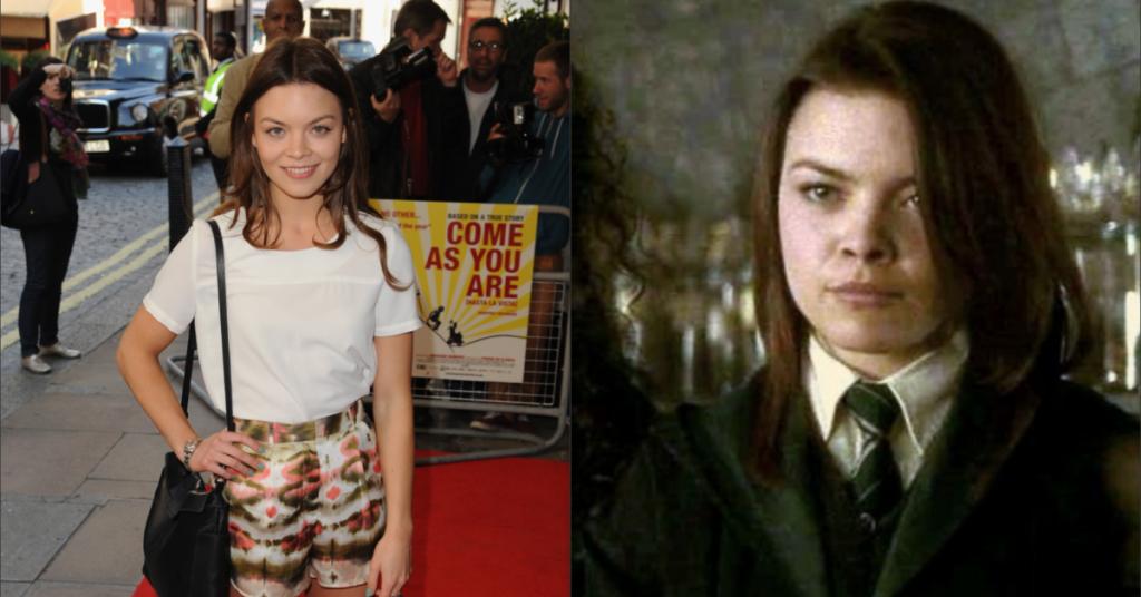 Who Is Scarlett Byrne From Harry Potter Wiki Bio, Married -8111