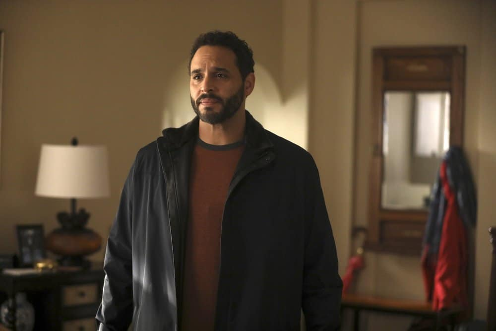 Daniel Sunjata Parents Nationality