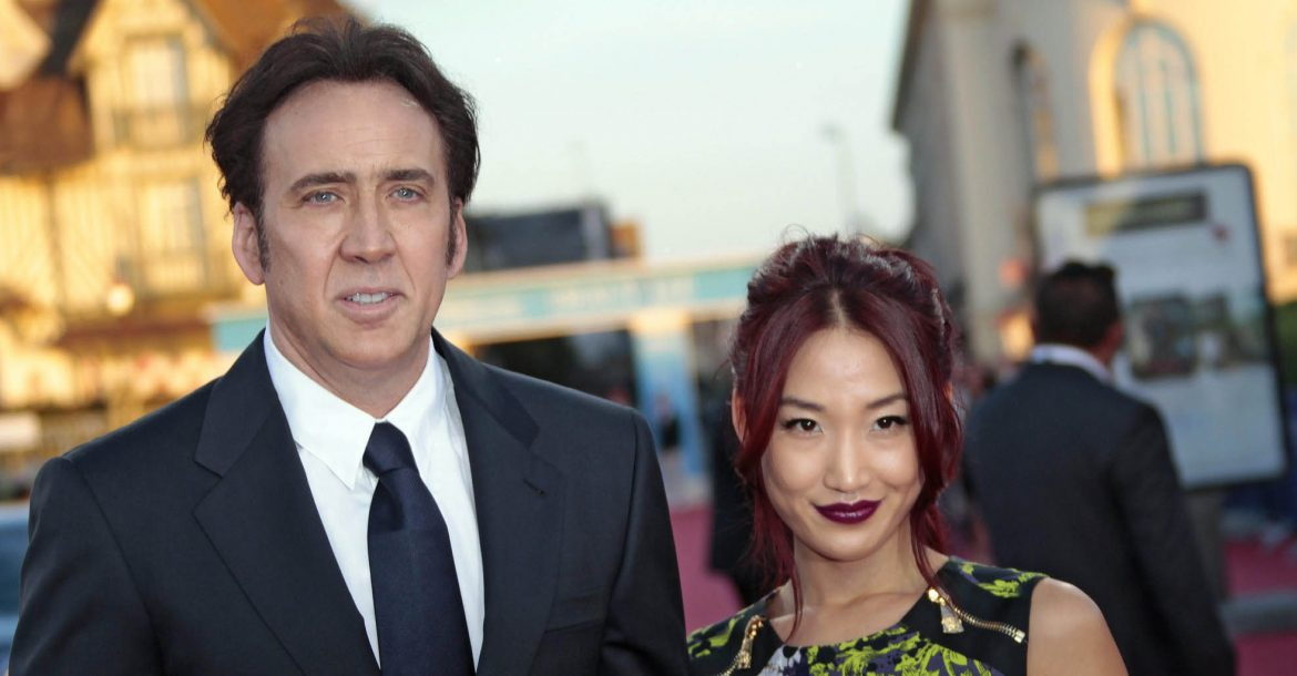 Nicolas Cage's ex-wife Alice Kim Wiki Bio, son, net worth