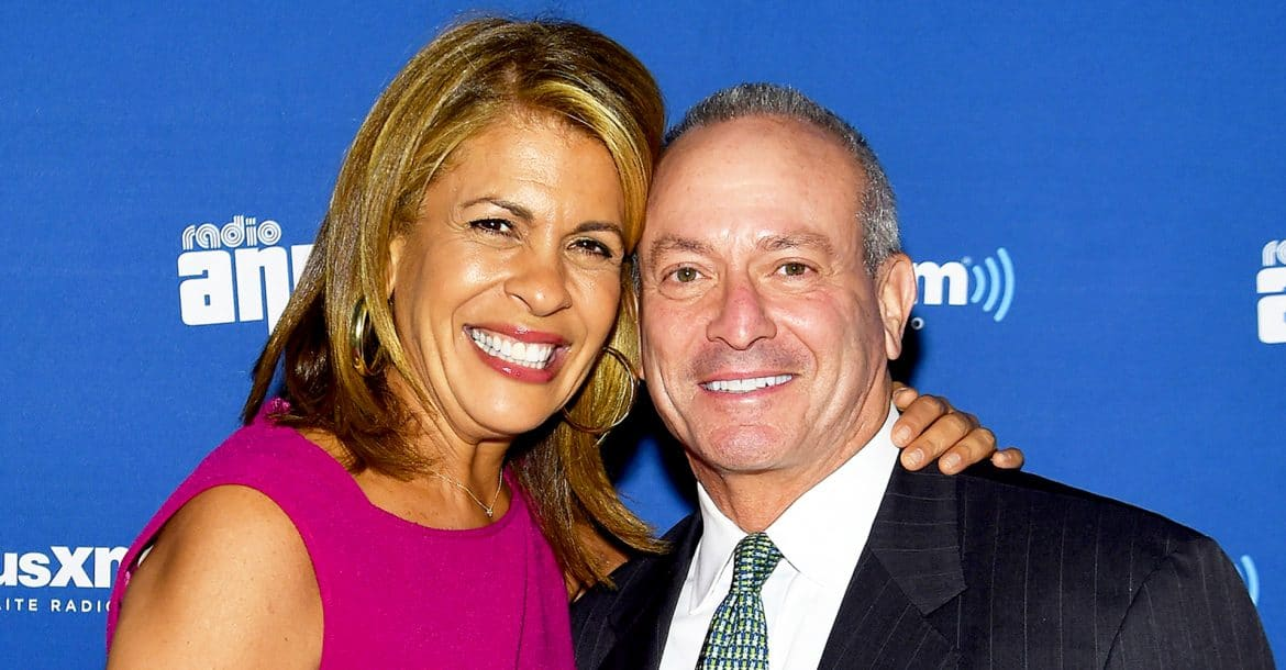 Hoda Kotbs Partner Joel Schiffman Wiki Bio Net Worth Daughter