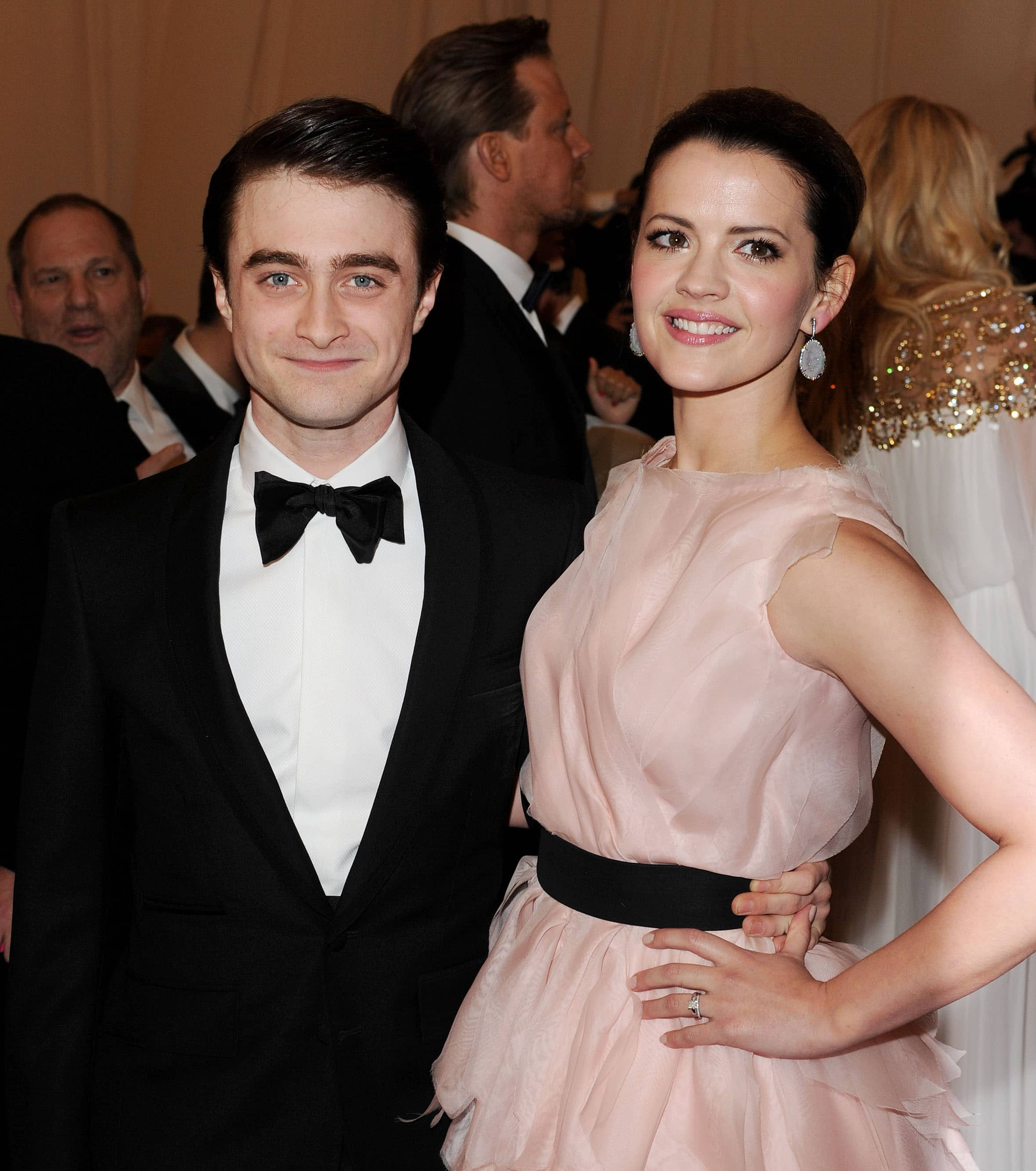 Has daniel dated who radcliffe Who is