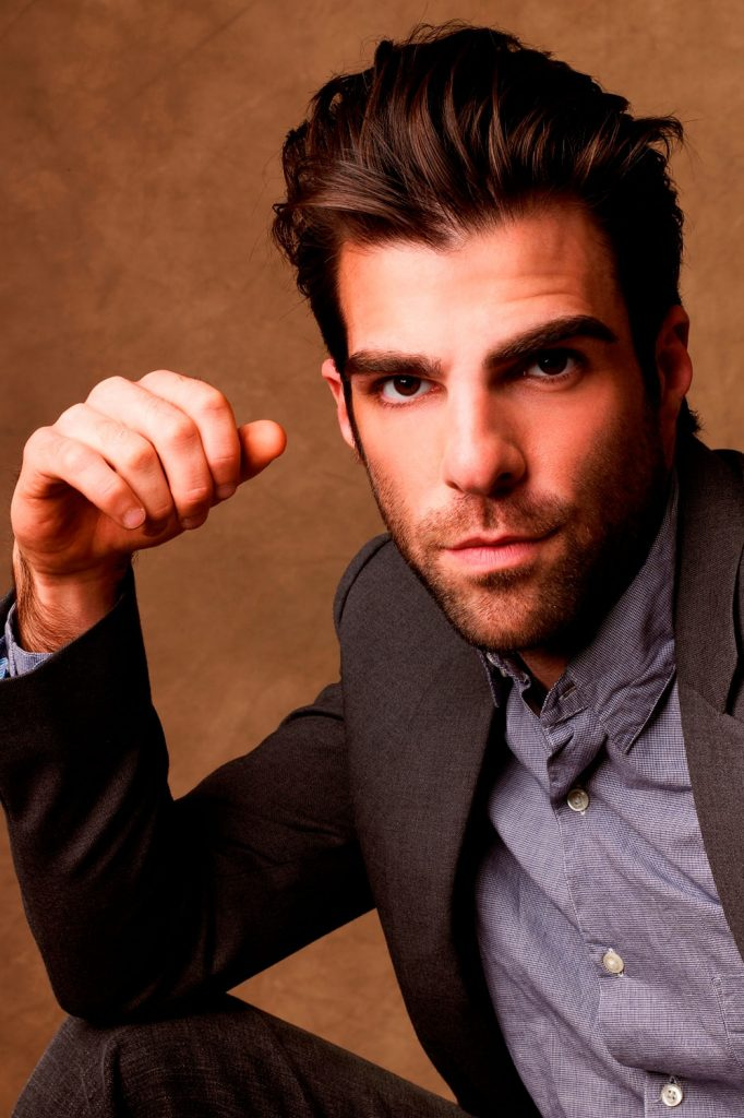Picture of Zachary Quinto
