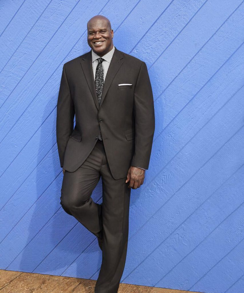 2018 shaq dating Who Were