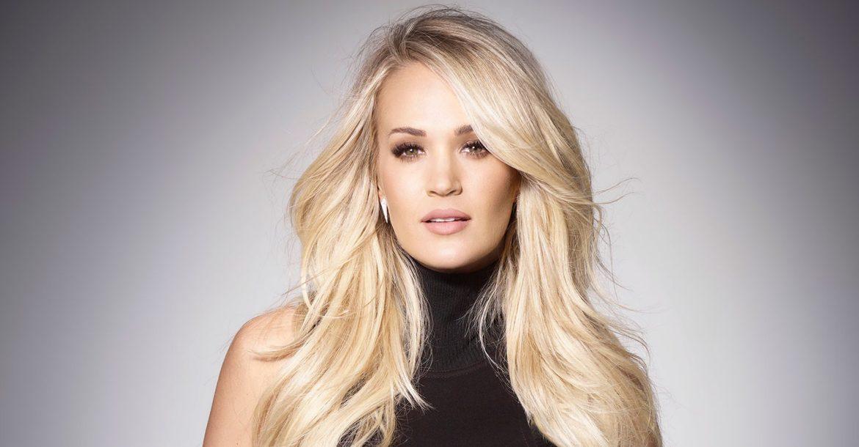 Cântăreața americană Carrie Underwood